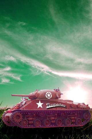 Tank Fleet Fury