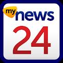 MyNews24 logo