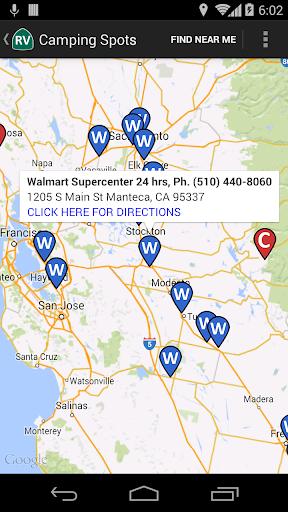 California RV Locations  screenshots 3