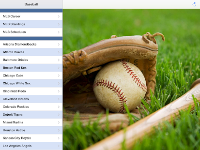 Baseball Live- screenshot thumbnail