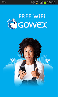GOWEX FREE Wi-Fi- screenshot thumbnail