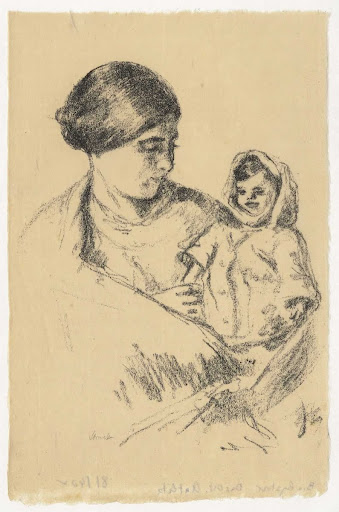 Bialystock, Mother and Baby