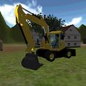 Excavator Simulator 3D icon