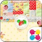 Colorful Theme Patchwork Lace icon