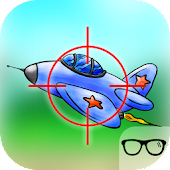 Cannon War : Shoot the planes