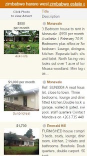 Classifieds.co.zw- screenshot thumbnail