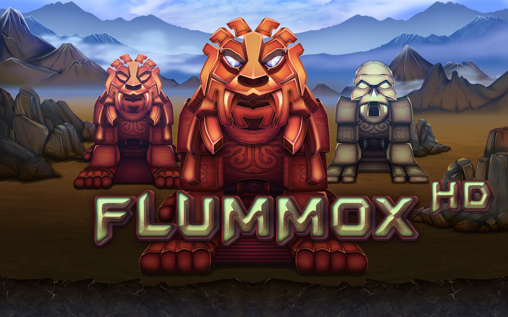 Flummox: Temple Treasure Hunt- screenshot