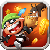 App Tiny Robber Bob version 2015 APK