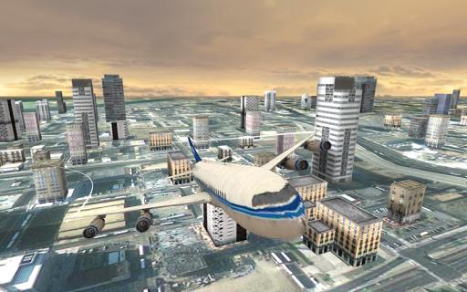 Flight Simulator: City Plane