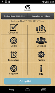 FlexDek : Wellness Management- screenshot thumbnail