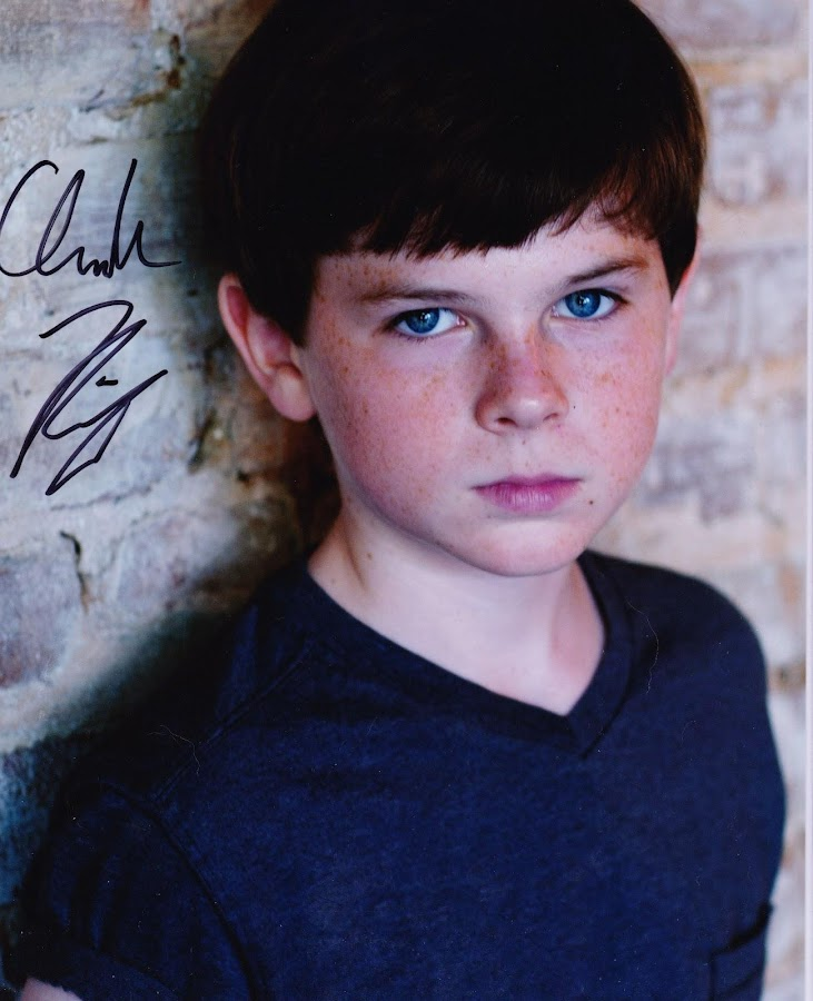 Carl Chandler Riggs Wallpaper - screenshot