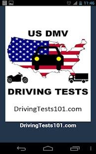 US DMV Driving Tests - screenshot thumbnail