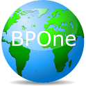 BPOne-Blood Pressure Recording logo