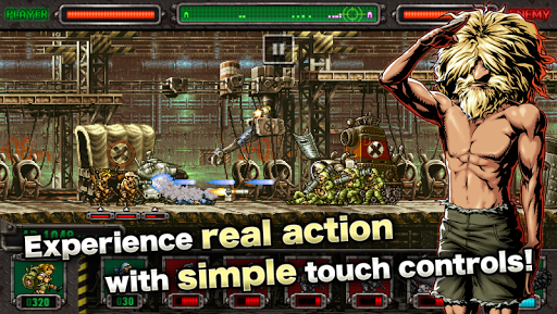 METAL SLUG DEFENSE 1.46.0 screenshots 14