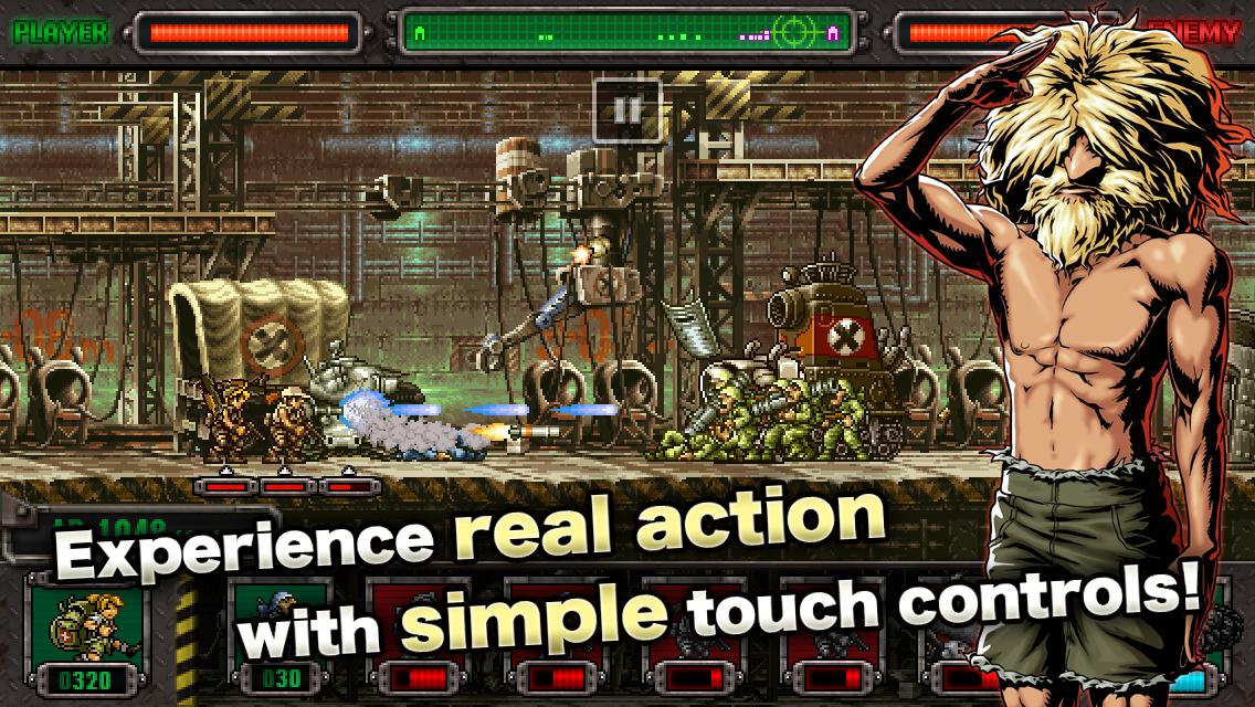 METAL SLUG DEFENSE screenshot #14