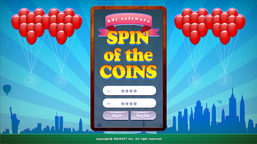 Spin of Coins