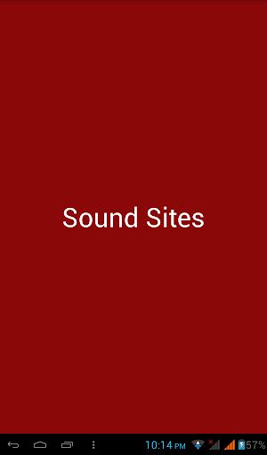 Sound Sites