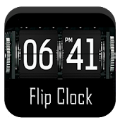 3D Flip Clock For Gear Fit