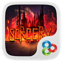 Sorcery GO Launcher Theme icon