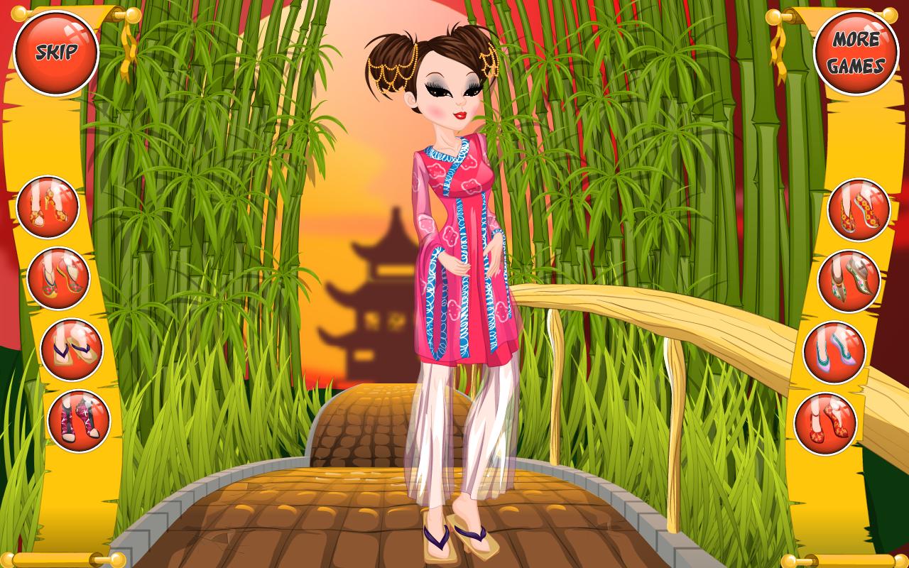 Chinese Spa Day - screenshot