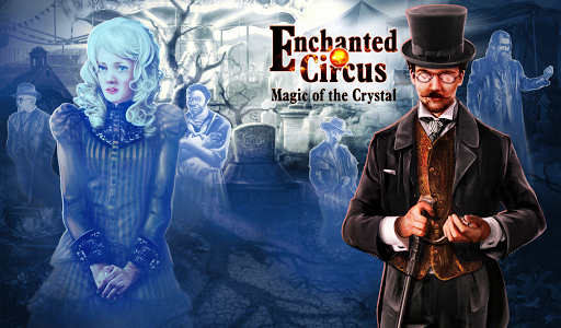 Hidden Object Enchanted Circus