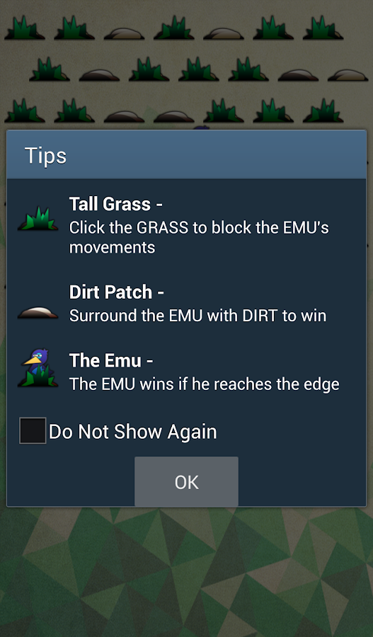 Ensnare the Emu- screenshot