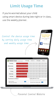 Mobile Fence Parental Control 4