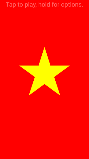 Chao co Viet Nam