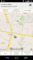Screenshot of One Touch Location