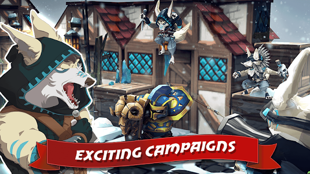 Lionheart Tactics APK screenshot thumbnail 3