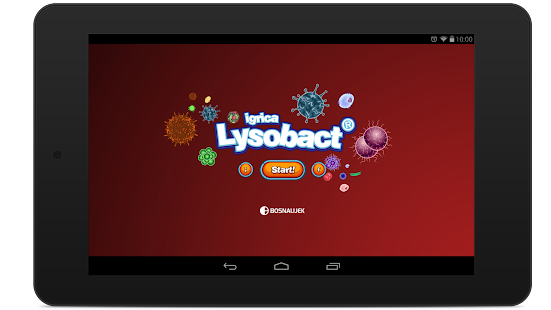 Lysobact Game- screenshot thumbnail