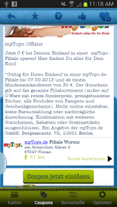 Qpino Coupons Kundenkarten screenshot 2