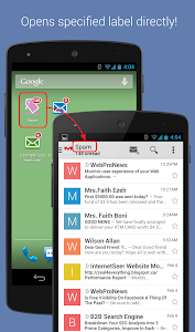 Unread Badge PRO (for Gmail) 2.2.12 (Paid)