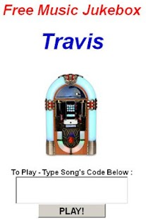 Travis Jukebox - screenshot thumbnail