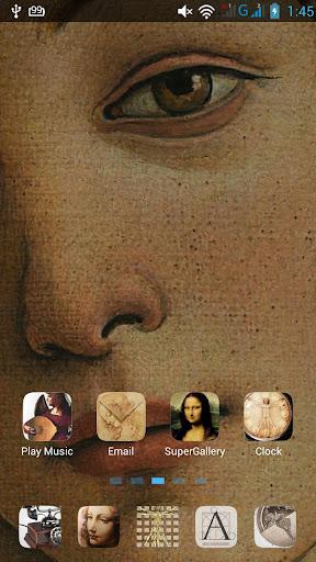 Da Vinci Theme