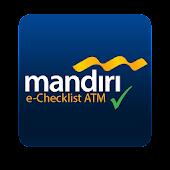 e-Checklist ATM Mandiri I