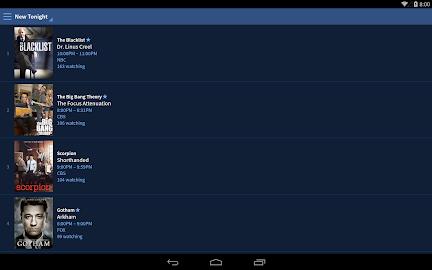 TV Guide Mobile Screenshot 6