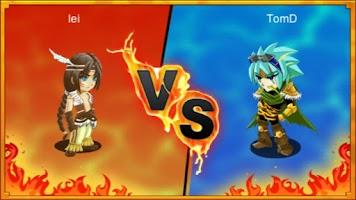 Screenshot of Avatar Fight - MMORPG game