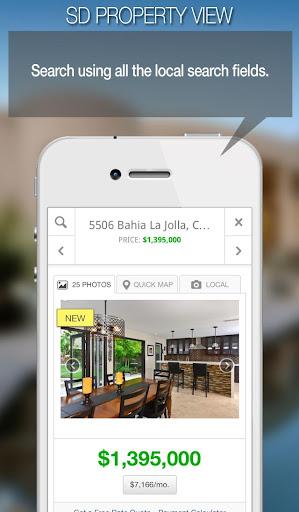 【免費生活App】SD Homefinder-APP點子