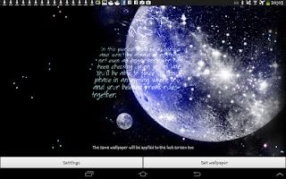 Screenshot of 3D Daily Horoscope Free