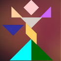 Tangram Pattern icon