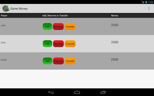 Game Money  screenshots 10