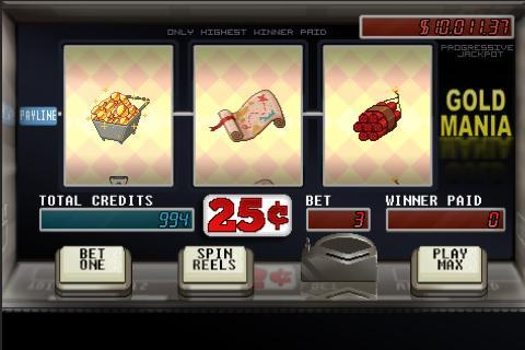 Slot Machine - Slot Gold Mania - screenshot