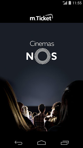m.Ticket Cinemas NOS
