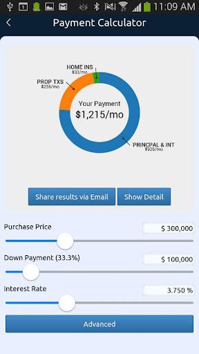 Monique Miller's Mortgage App