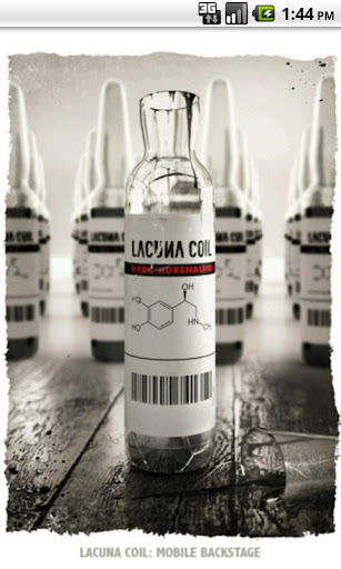 Lacuna Coil: Mobile Backstage