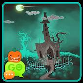 GO SMS Halloween 2 Theme