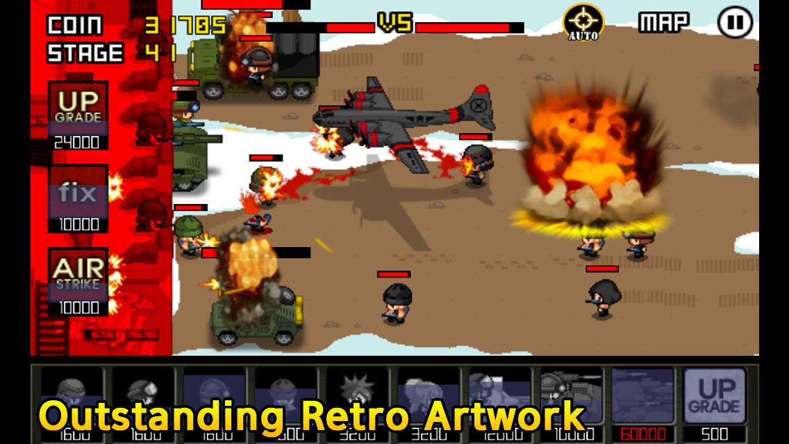 Army Wars Friends - screenshot