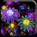 3D Fantasy Flowers LWP icon