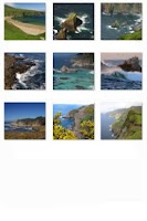 Screenshot of Free Coastline Collection